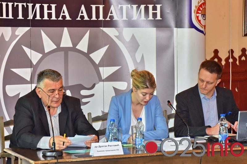 Konstitutivna sednica SO Apatin zakazana za avgust