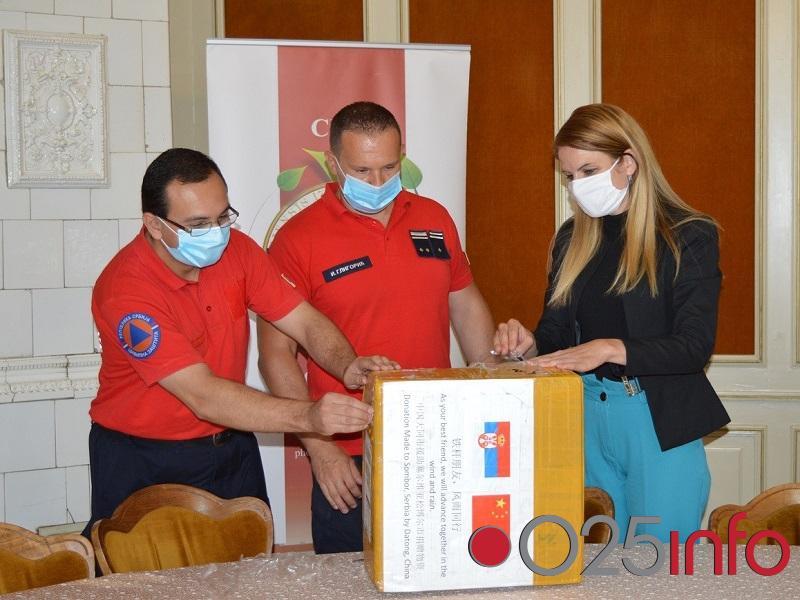 Kineski grad Datong uputio donaciju gradu Somboru